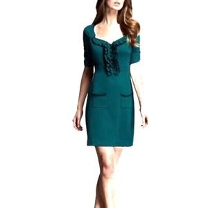 NANETTE LEPORE Shuffle Sweater Dress